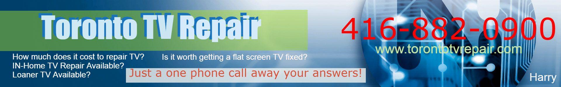 TV Technician - Toronto TV Repair,Television Repair Service