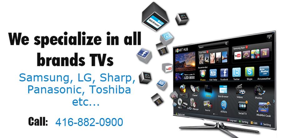 Toronto TV Repair,Television Repair Service - TV Repair Toronto